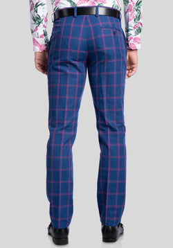 JOE TROUSER FUK568 - Navy