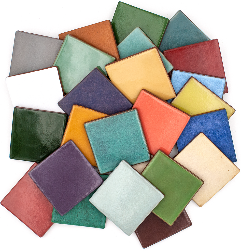 Colorful Ceramic Tiles