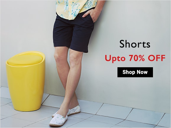 Summer Printed shorts at 25% Off
