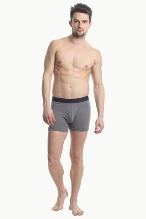 Comfortable Stretch Solid Brief