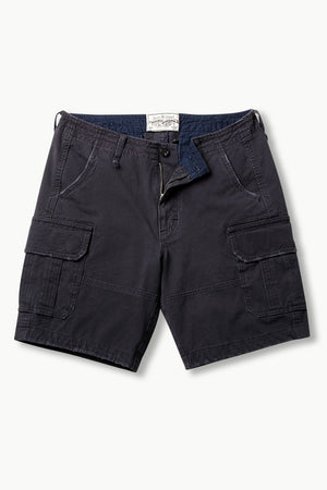 Anchor Grey Rugged Cargo Shorts