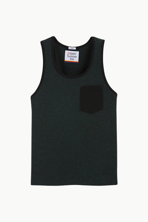 Bottle Green Summer Tank