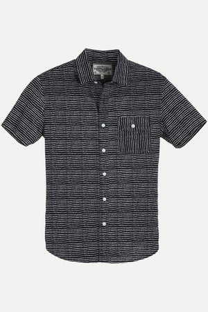 Broken Stripes Short Sleeve Shirt