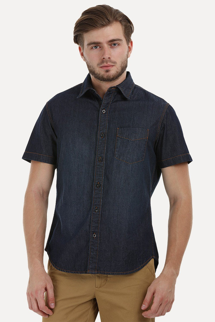 Casual Denim Shirt
