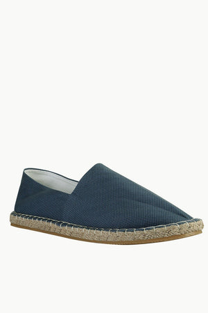 Casual Printed Canvas Espadrilles