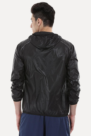 Solid Nylon Windcheater