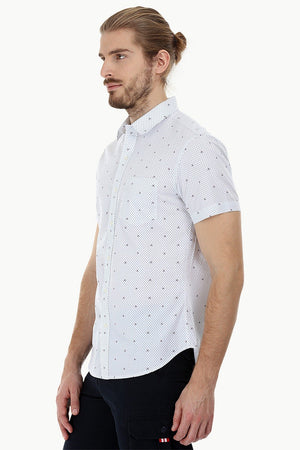 Casual Summer Printed Shirt