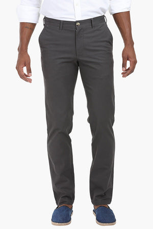 Twill Chino Casual Pants