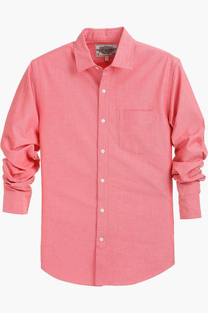 Chambray Oxford Shirt