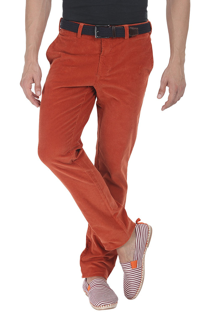 Classic Styled Corduroy Pants