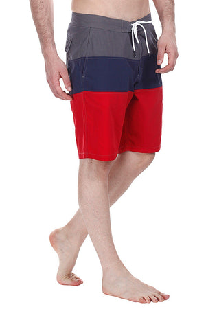 Three Pocket Board Swim Short