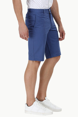 Enzyme Wash Chino Shorts