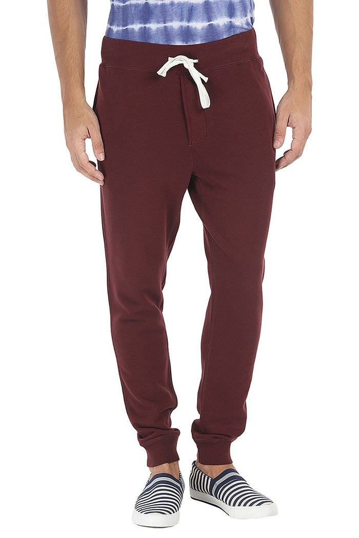 Fleece Slim Fit Cuff Jogger Sweatpants