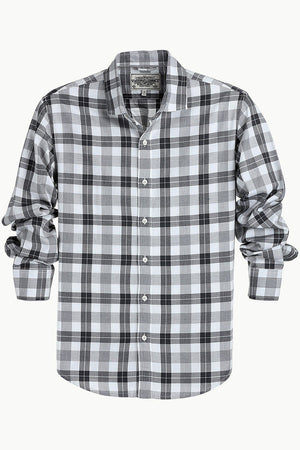 Herringbone Check Shirt