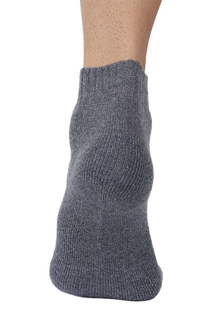 Jaspe Heather Winter Knit Socks