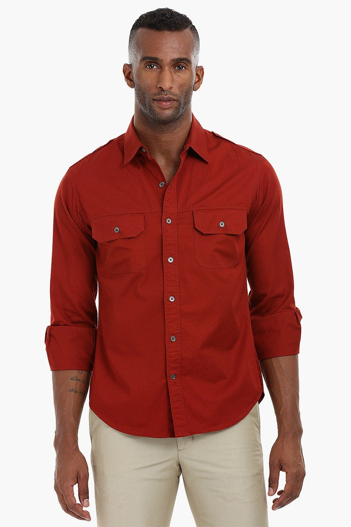Safari Casual Shirt