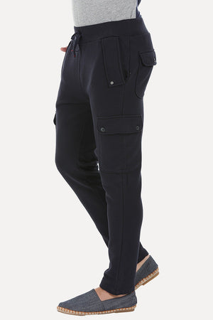 Solid Heather Relaxed Fit Sweatpants