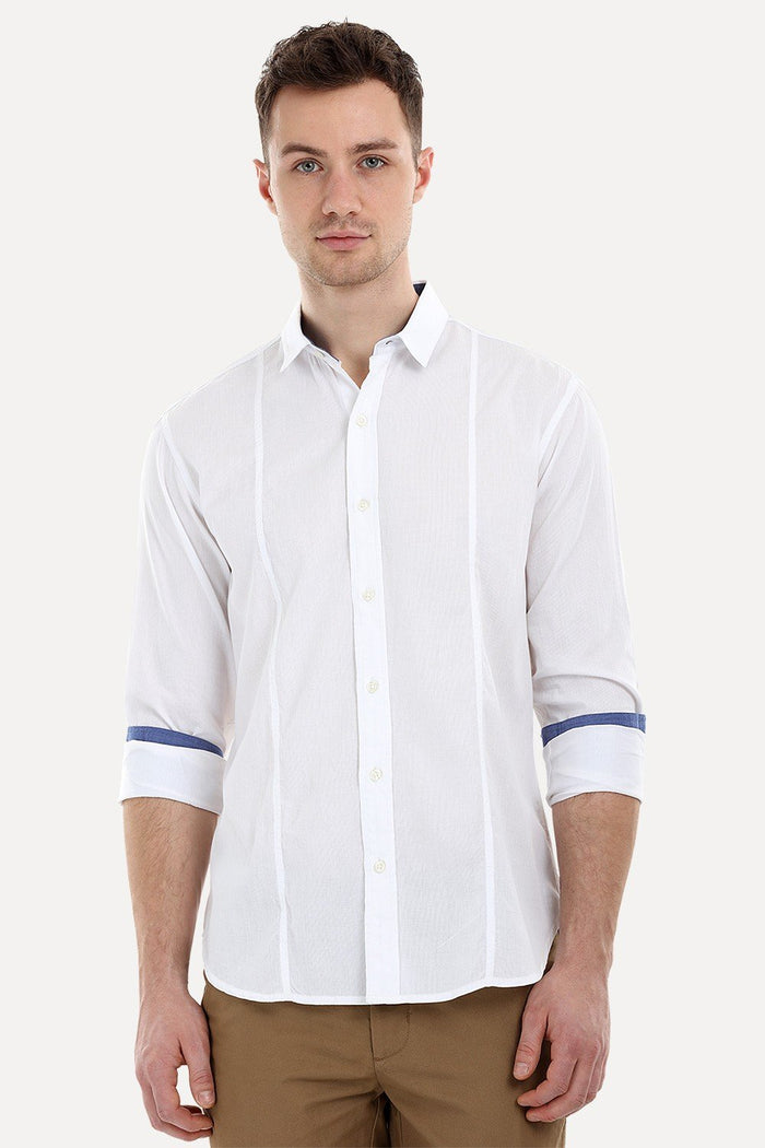 Lightweight Shirt with Elbow Patches