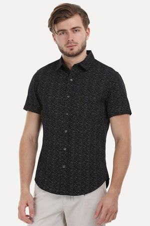Lightweight Summer Printed Shirt