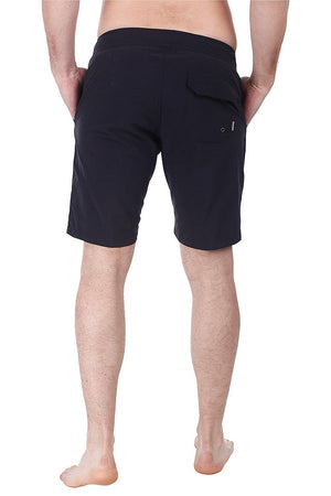 Solid Quick Dry Nylon Board Shorts