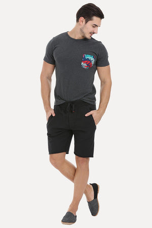 Soft Relaxed Fit Lazy Shorts
