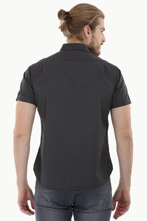 Short Sleeve Twin Pocket Shirt