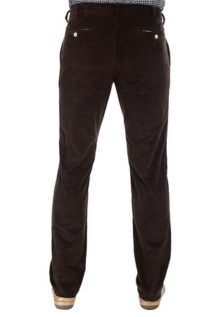 Slim Fit Stretchable Corduroy Pants