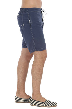 Solid Quickdry Swim Boardshorts