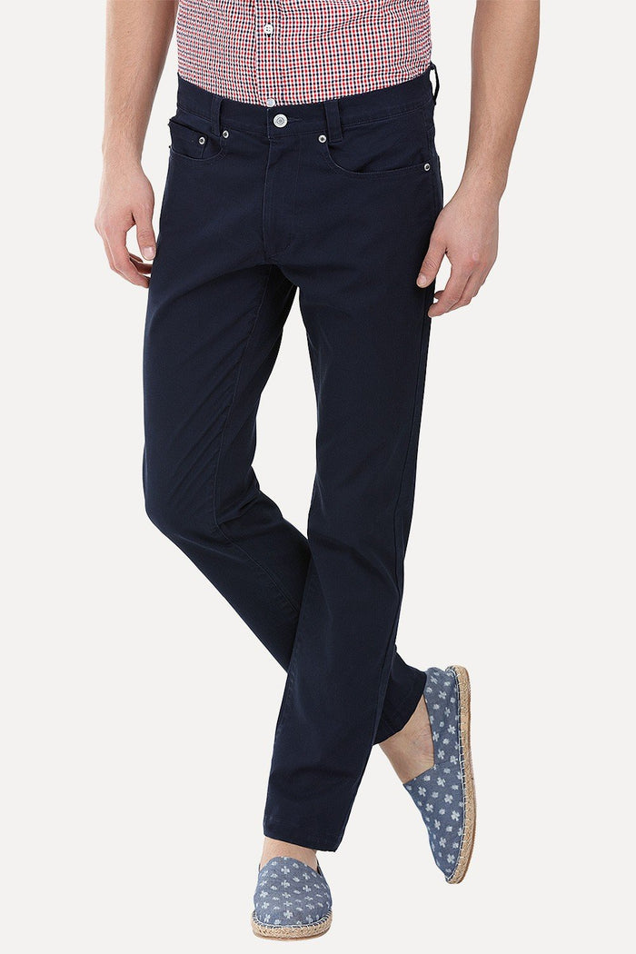 Rugged Look Twill Pant