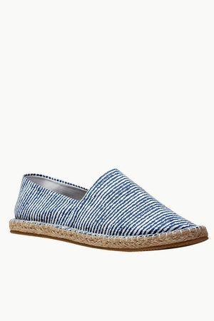 Striped Casual Espadrilles