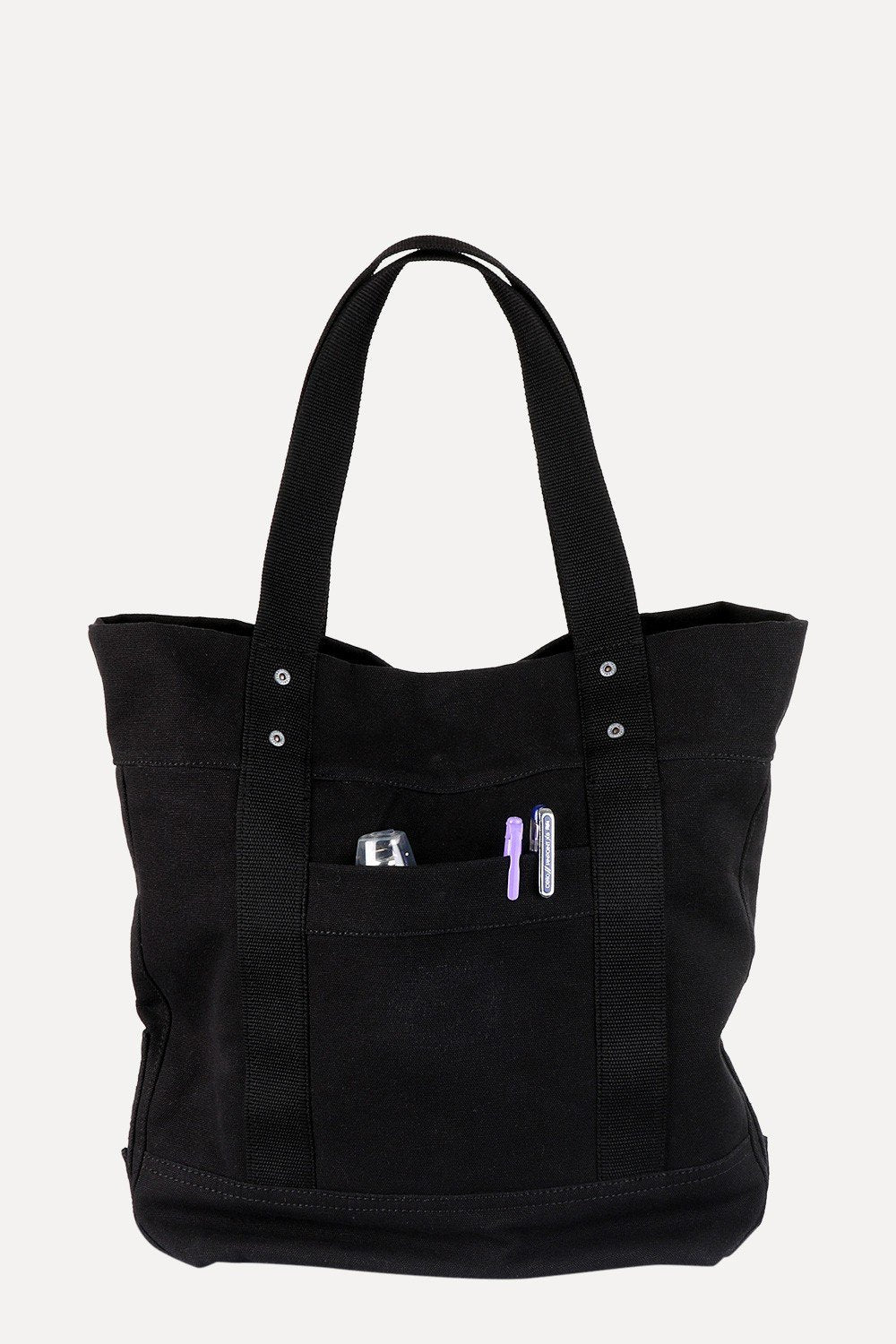 Buy Online Throw In Black Canvas Tote Bag for Men at Zobello f7c1b8f54c6e6