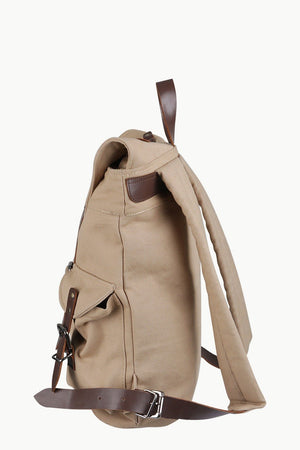 Twill Canvas Travel Backpack