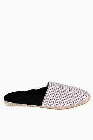 Windowpane Micro Check Shoes