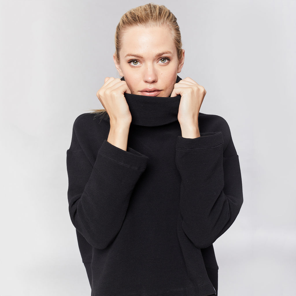 Colina Sweatshirt Black