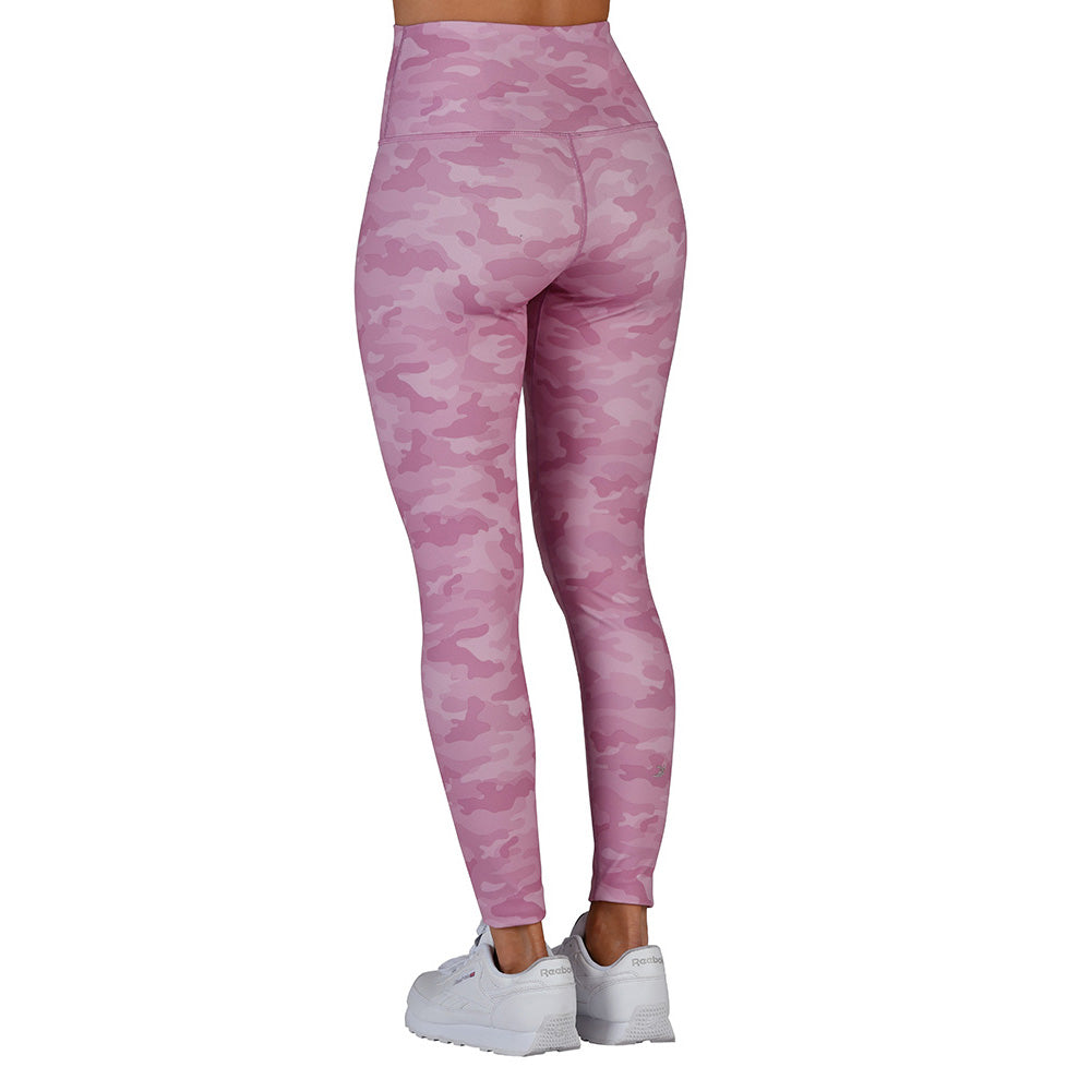 High Power Legging 2: Orchid Hace Camo