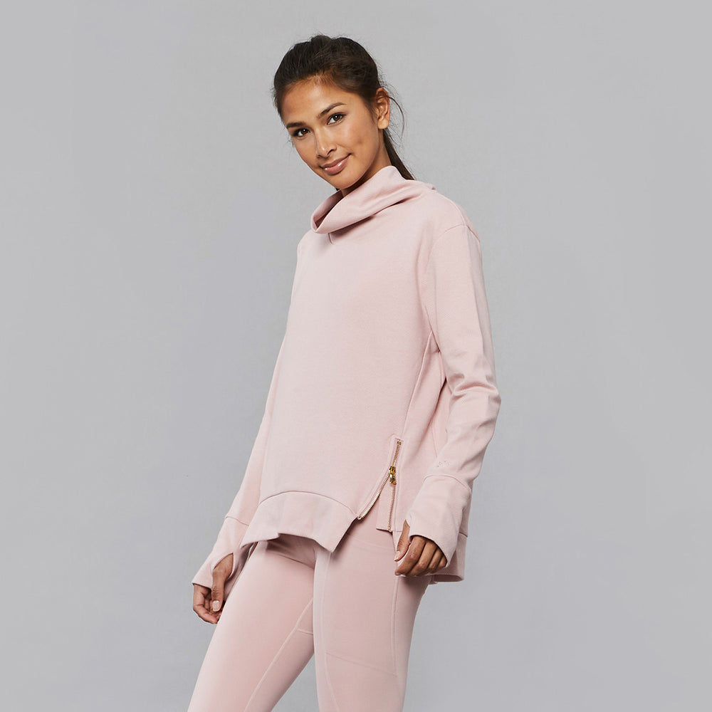 Clement Sweater Pale Mauve