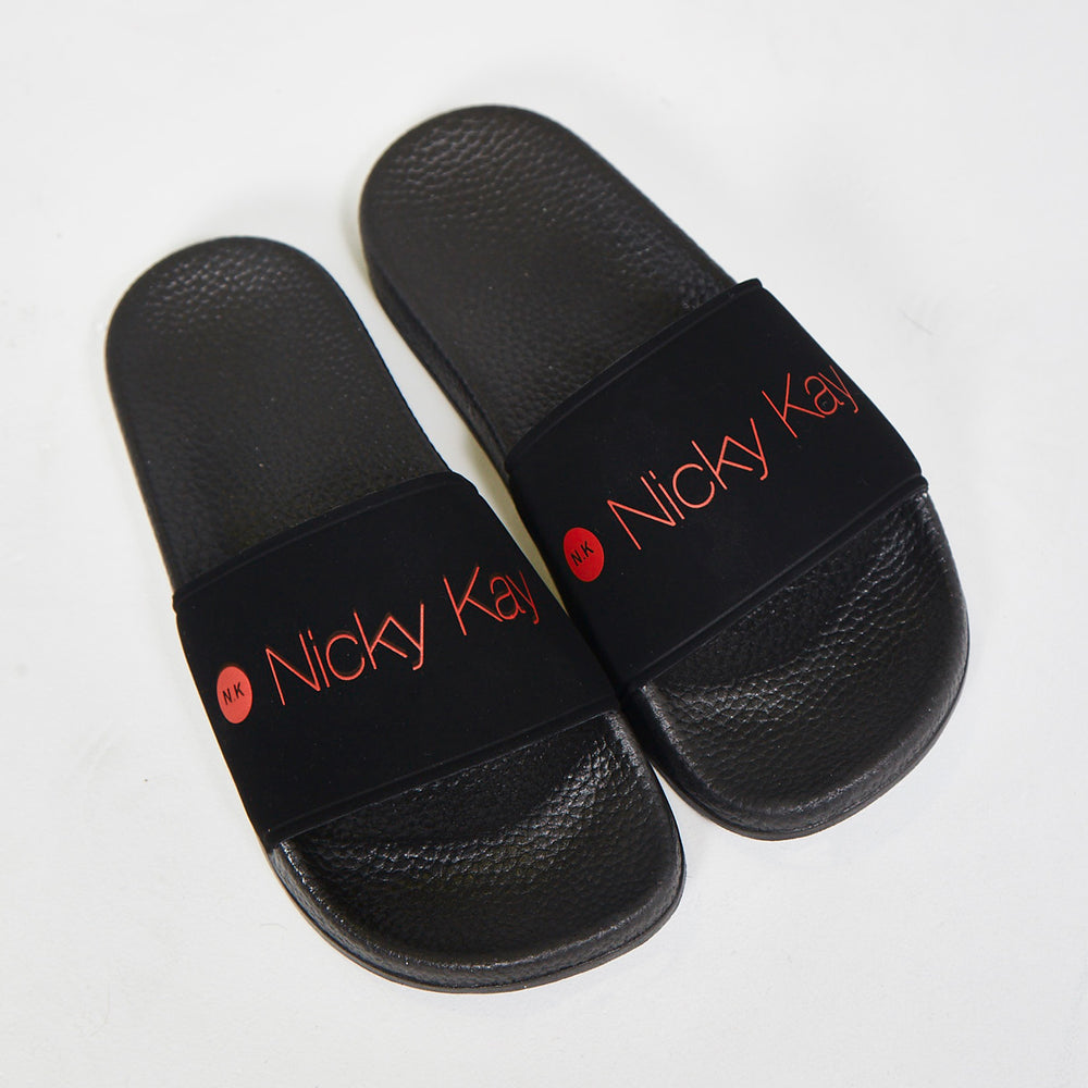 Slippers N.K Black