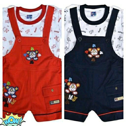 Printed Kid's Clothing Sets