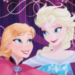 Frozen Elsa and Anna Print Top Girls