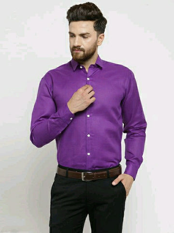 Men's Cotton Blend Shirt