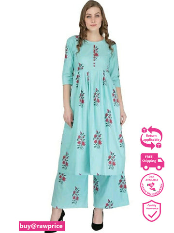 Stylish Women's Cotton Kurta Sets