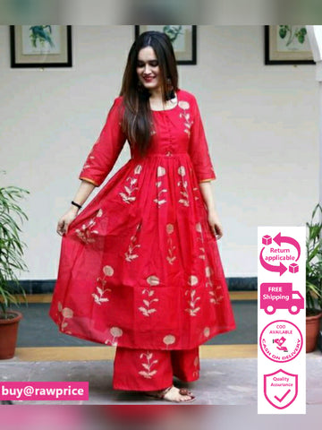 Charvi Ensemble Women Kurta Sets