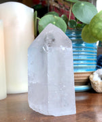 Clear Quartz Top Polished Point