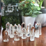 Clear Quartz Tower Point