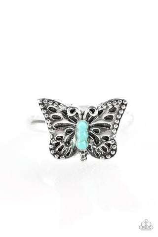 Butterfly Body (blue)