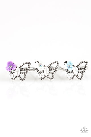 Butterfly Flower (blue)