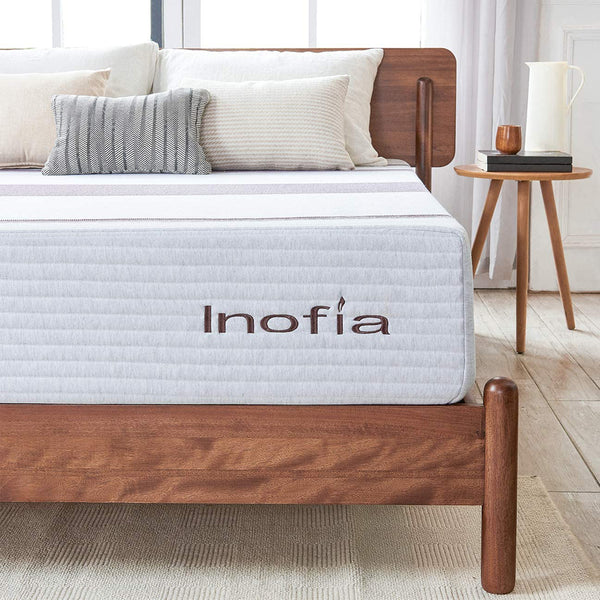Inofia 11 Inch Gel Memory Foam Mattress