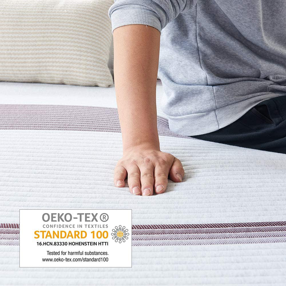 12 Inch Hybrid Innerspring Queen Mattress Inofia Free Trial
