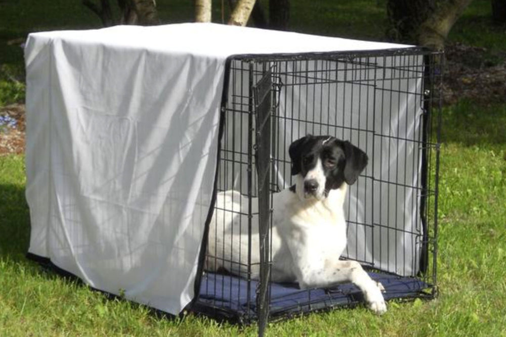 K9 Kool Crate Cover