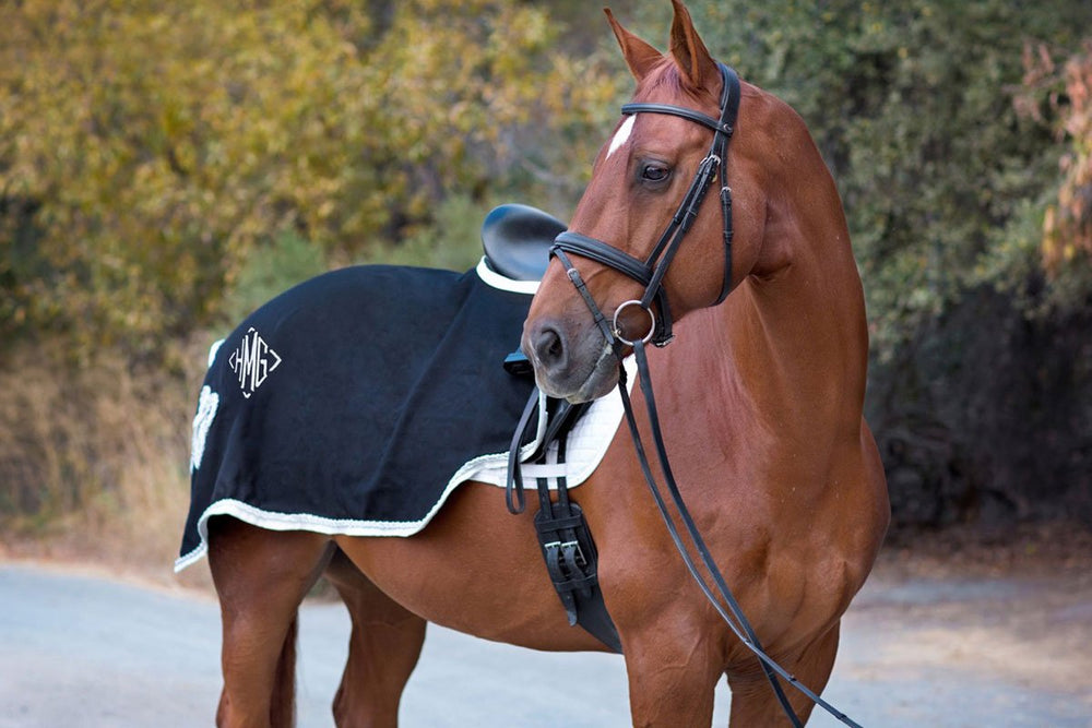 The Signature Wool Riding Blanket